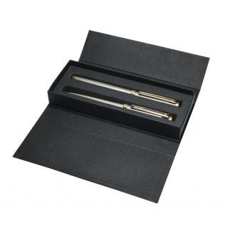 Delgado Classic Steel Set Zilver-6100-silver-gold