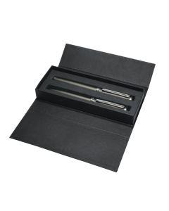 Delgado Metallic Set Grijs-6102-grey