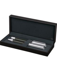 Carbon Line Set Zilver-6240-silver